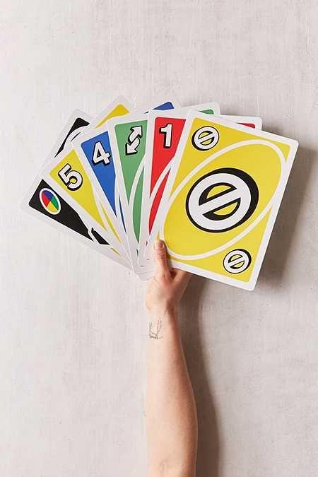 Giant Uno Card Game Reid In 2018 Juegos Juegos De Mesa Mesas