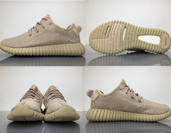 0104ba5e2a6 New Adidas - Yeezy Boost 350 Oxford Tan Yeezy Sneakers Authentic Running  Shoes Style Number