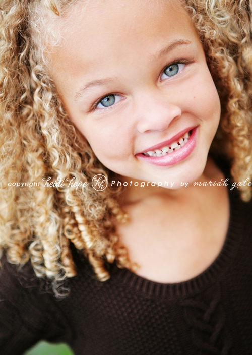 how to do a modeling portfolio for a kid photography tips