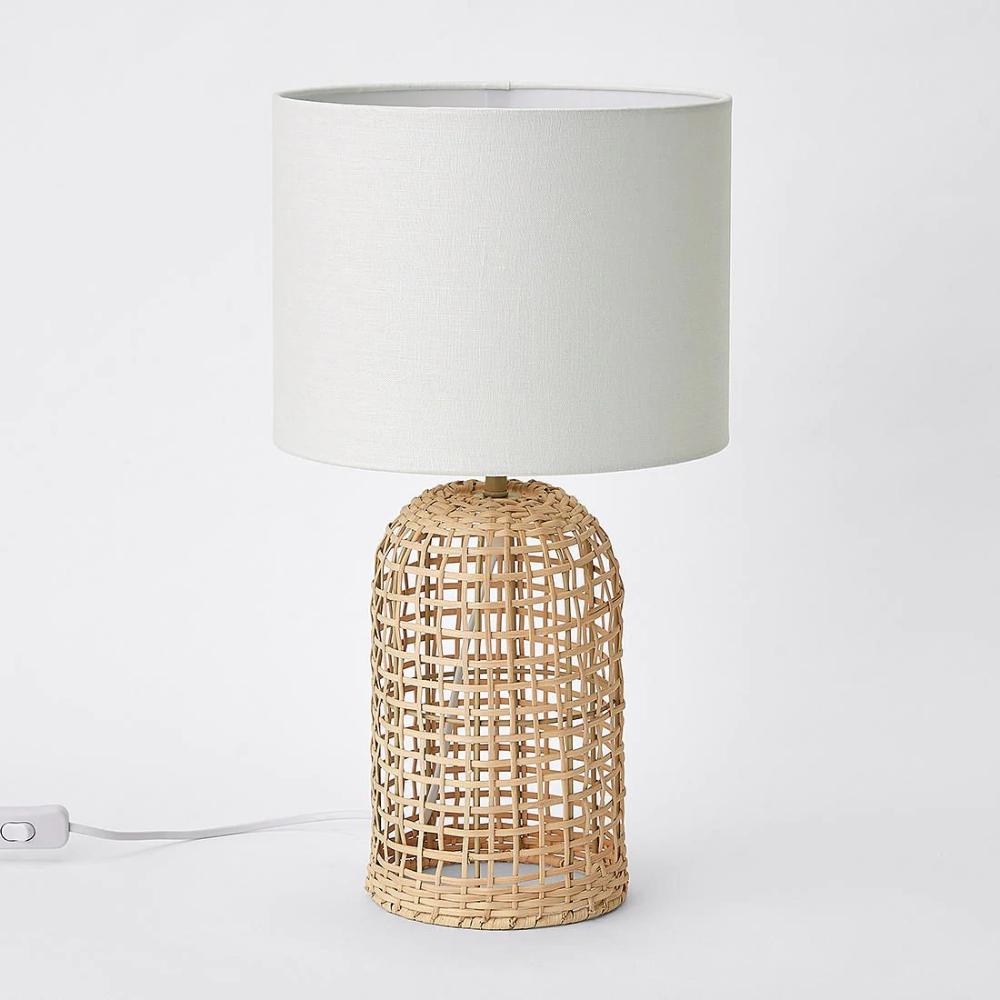 Rattan Table Lamp Target Australia In