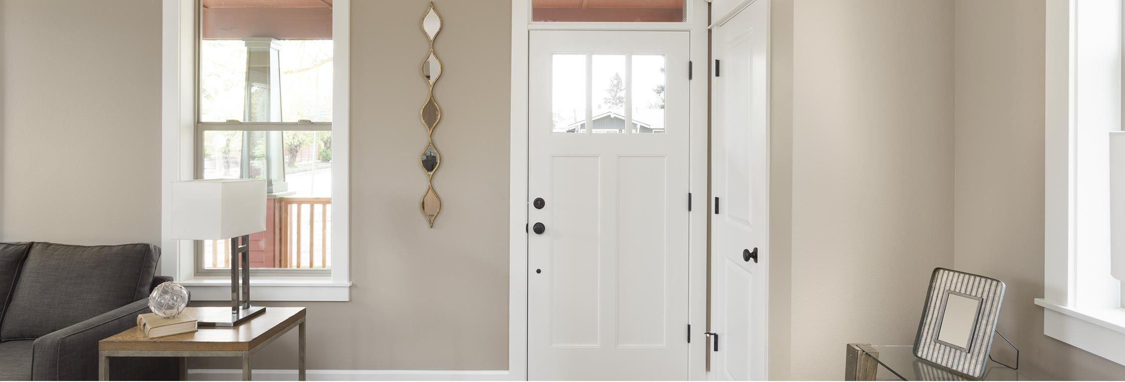 How To Paint An Interior Door Home Decorating Painting Advice Doors Interior Painted Interior Doors Interior