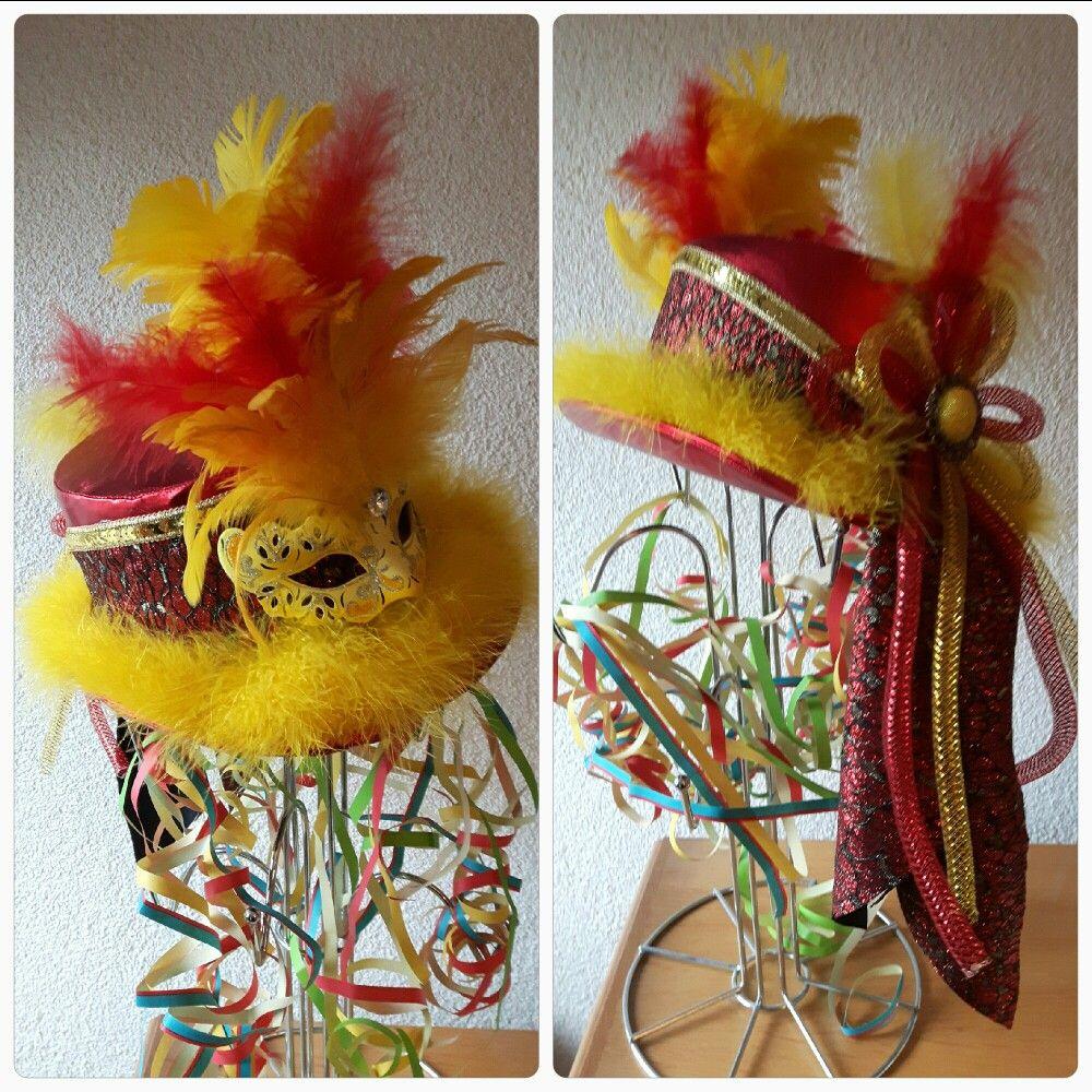 hoed gepimpt voor carnaval