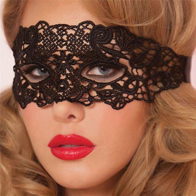 Fashion Sexy Lace Party Masks Women Ladies Girls Halloween