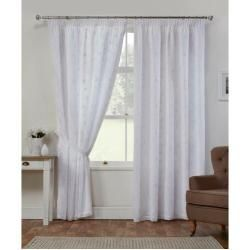 Gardinen mit Kräuselband - https://pickndecor.com/dekor #diycurtains