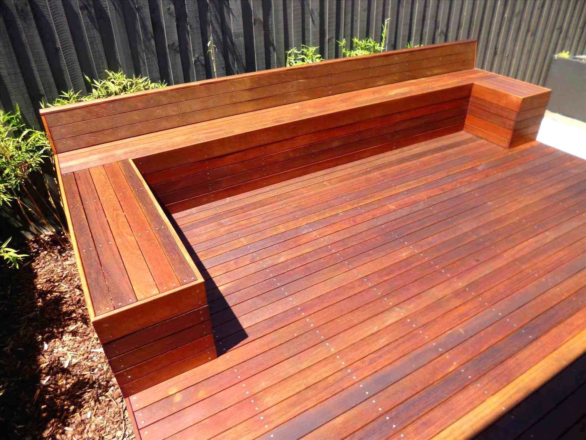 Deck Bench Seating Es Plans Free Dimensions