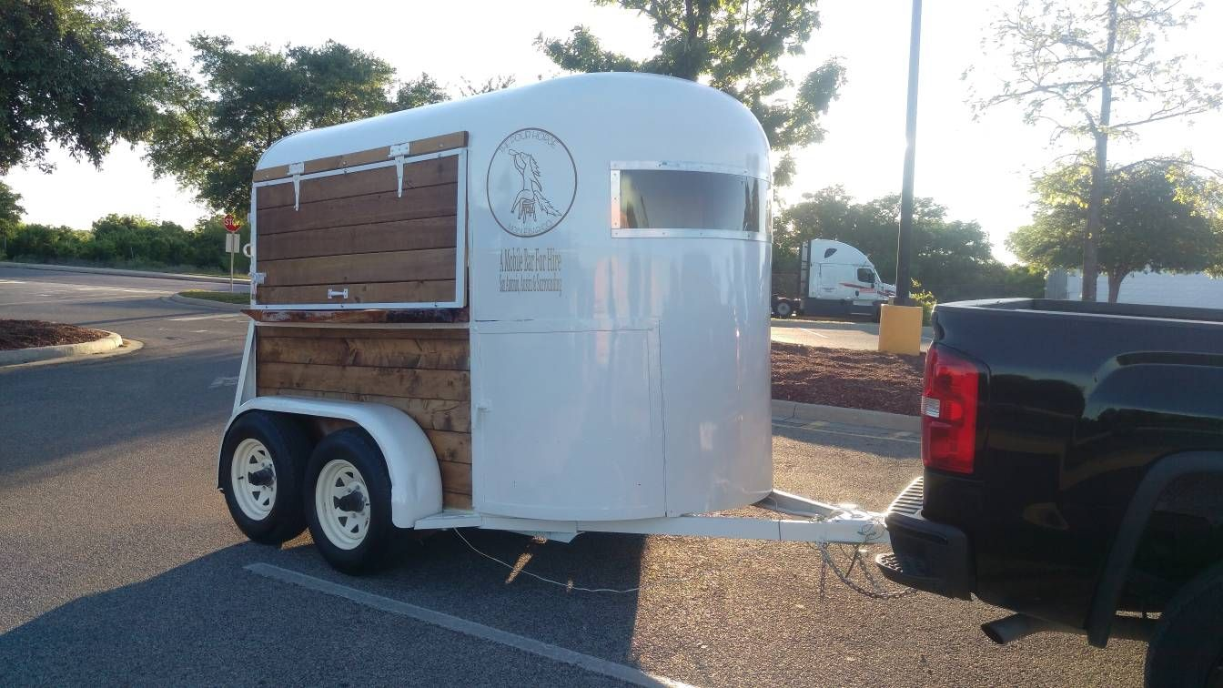 Pin by SassTass & The Pour Horse, Mobile Bar Co LLC on Converting a ...