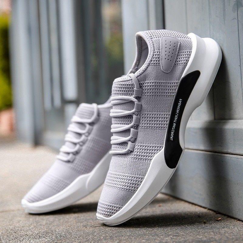 Stylish Black / Grey / White Casual