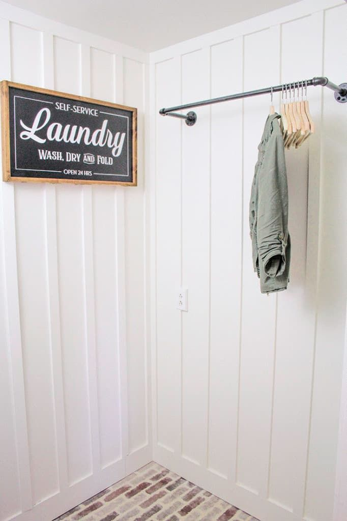 27 Easy DIYs For Your Laundry Room images