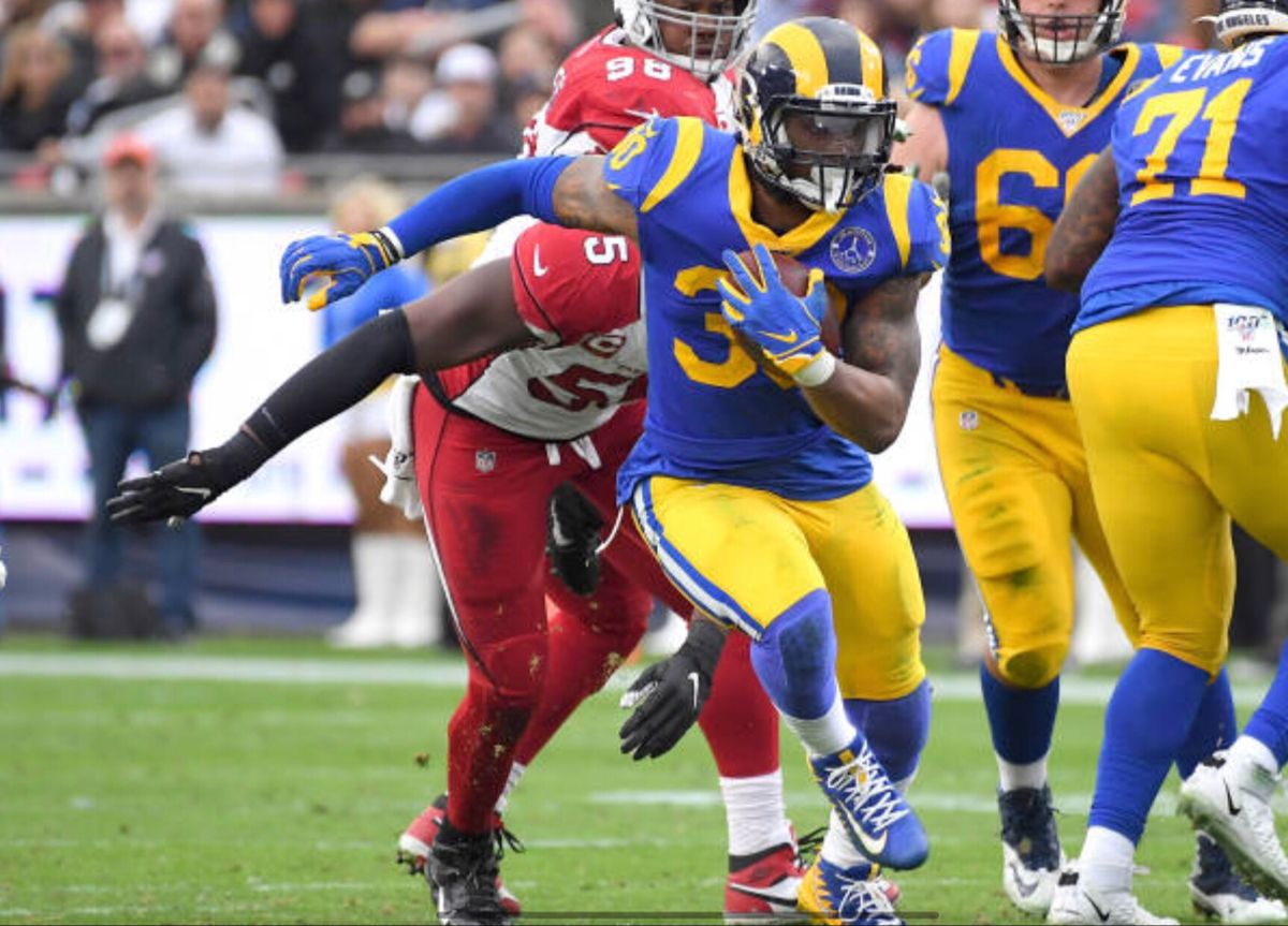 The Atlanta Falcons Will Be Much Better With Todd Gurley In 2020 Nfl Today Todd Gurley Nfl News
