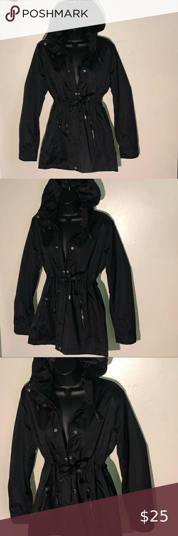 Ambiance Outerwear Black Lightweight Jacket Lightweight Jacket Clothes Design Jackets [ 1740 x 580 Pixel ]
