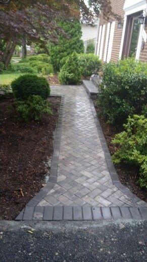 Nicolock Granite City Paver Walkway Pavement Bricks Nicolock Pavers