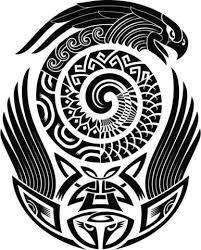 Plantillas Para Tatuajes Aztecas Buscar Con Google Tattoos
