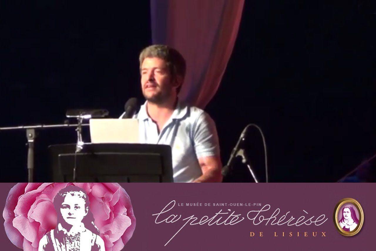 15 Août, Grégoire lit et chante sainte Thérèse ( version longue du spect...
