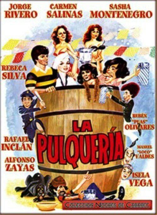 La Pulqueria Pulqueria Rafael Inclan Pelicula Mexicana