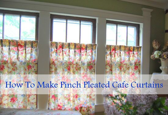 17 Best images about DIY Curtains on Pinterest | French door ...