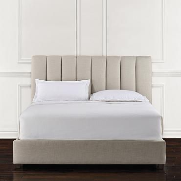 Lyell Channel Quilt King Bed Varying Fabrics Available