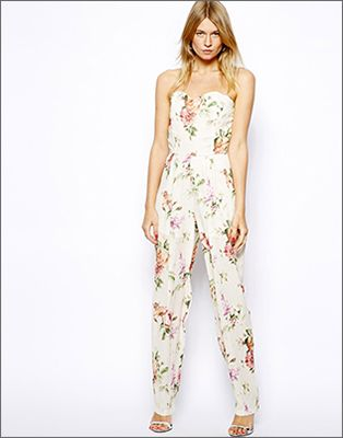 b56dc76f9610 ASOS Love Bandeau Jumpsuit with Pockets  94.07 on FabFitFun.com ...