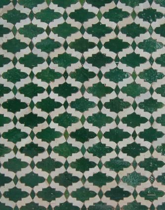Moroccan Tile Handmade Tiles Can Be Colour Coordinated And