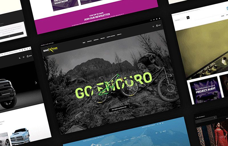14 Advanced Multipurpose WordPress Themes for Any Type of Project ...