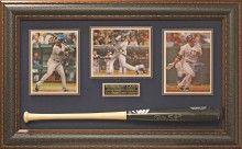 Robinson Cano Autographed Baseball Bat.