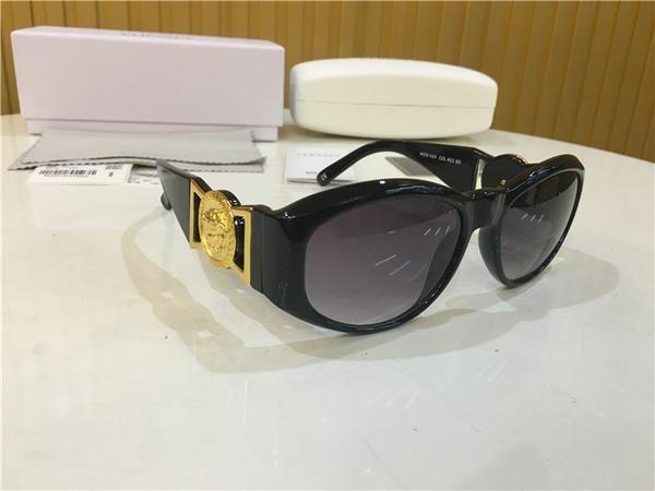 6bfe0350d85eb Gianni Versace 424 Black Gold Sunglasses -yeezy boostv2-rolex-replica  watch-patek-philippe