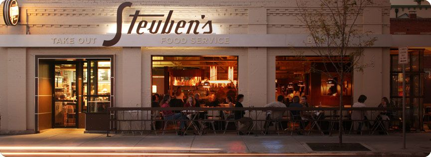 Steuben S Restaurant Uptown Denver Colorado One Of The Few Places To Get An Egg Cream In
