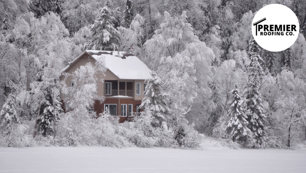 Is Your Roof Prepared For Winter Weather Winter Landscape Eco Friendly House Home Maintenance
