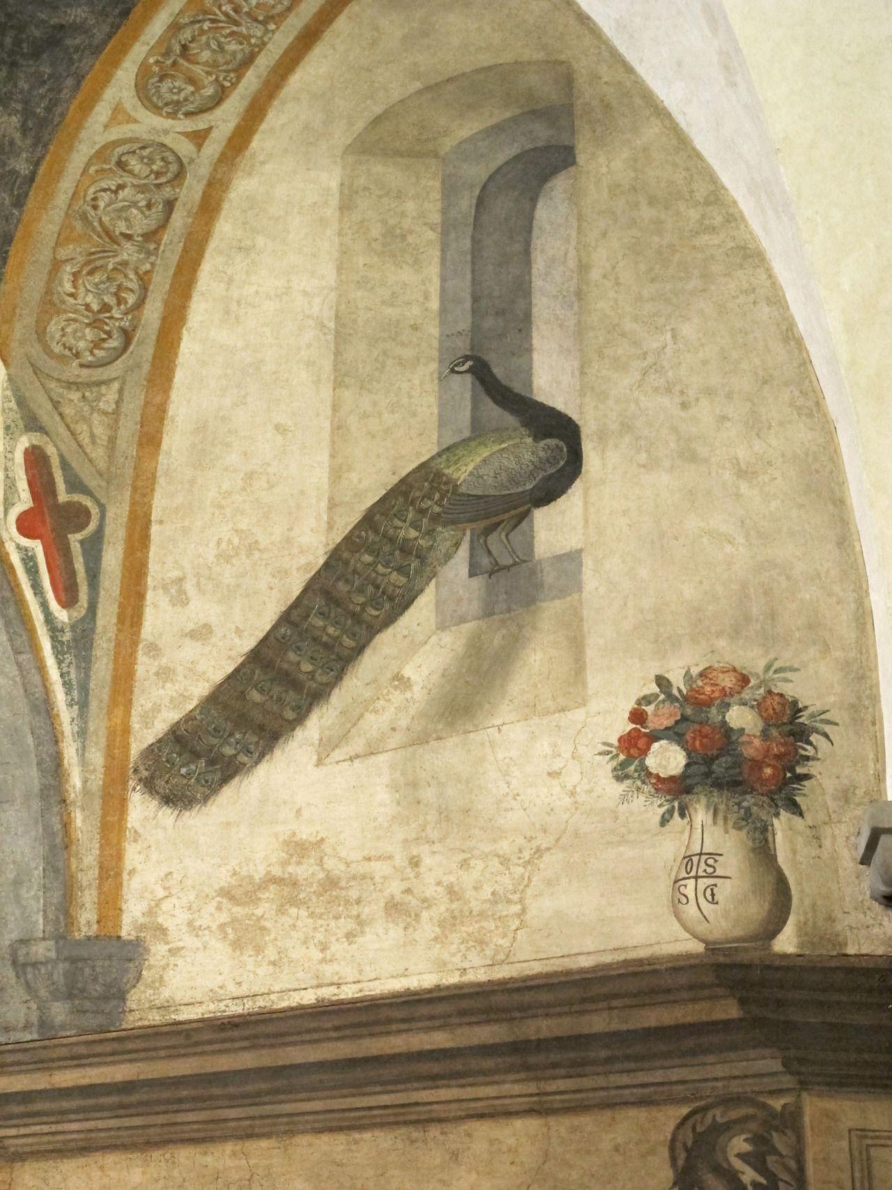 Domenico Ghirlandaio - The Last Supper. Detail. 1480 | Domenico ...