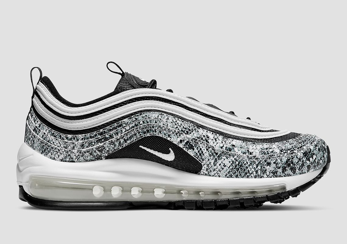 A Nike Air Max 97 Cocoa Snake Is Dropping Quickly   Nike air