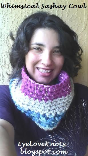 Women\'s Whimsical Sashay Cowl, Chunky Cowl, Cowl for Her, Cowl for ...