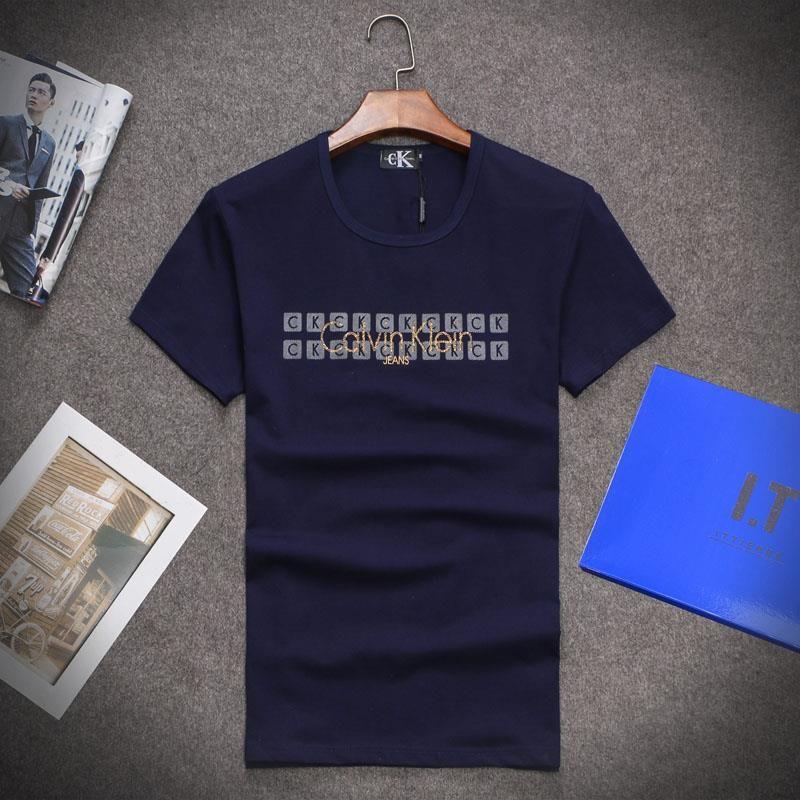 Calvin Klein 100 Cotton T Shirt