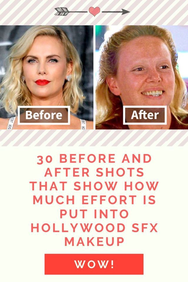 30 Before And After Shots That Show How Much Effort Is Put Into Hollywood SFX Makeup 30 Before And After Shots That Show How Much Effort Is Put Into Hollywood SFX Makeup