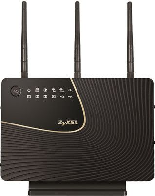 Features of Zyxel NBG5715 Wireless N 450 Mbps Media router