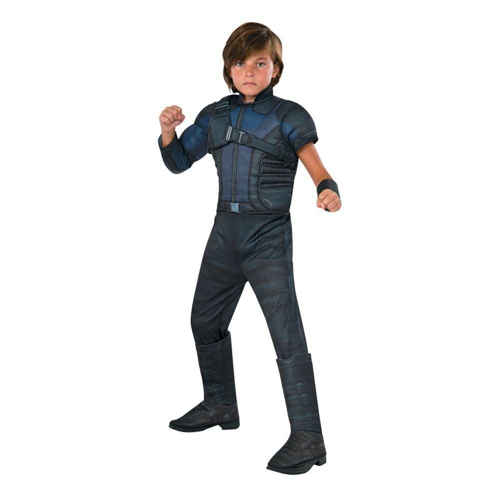 Boy's Deluxe Muscle Chest Captain America: Civil War