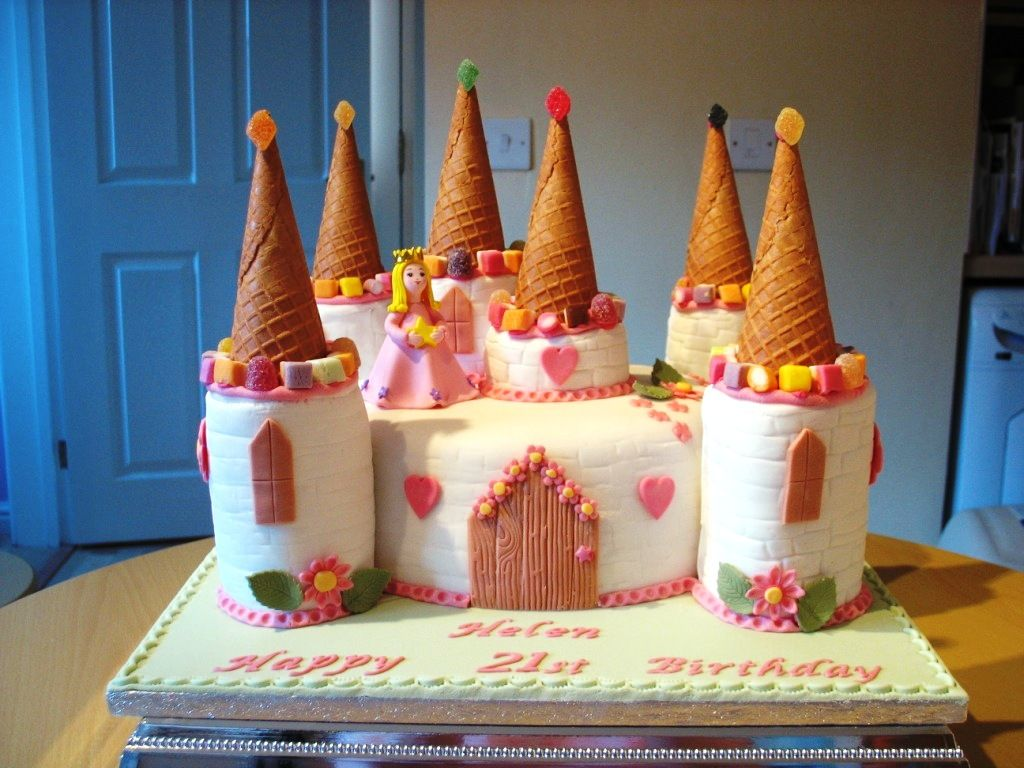 pirate and princess cake ideas Google Search Queques Pinterest