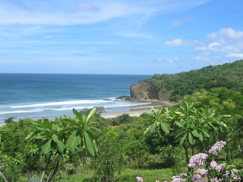 Playa El Ostional, San Juan del Sur, Rivas.