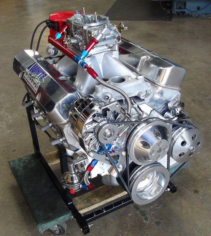 Sbc 383 Stroker Engine Hyd Roller Cam 480 Hp In Ebay Motors Parts Accessories Car Truck Parts Ebay Crate Motors Engineering Crate Engines