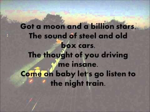 Jason Aldean-Night Train (Lyrics) - YouTube | Country Music