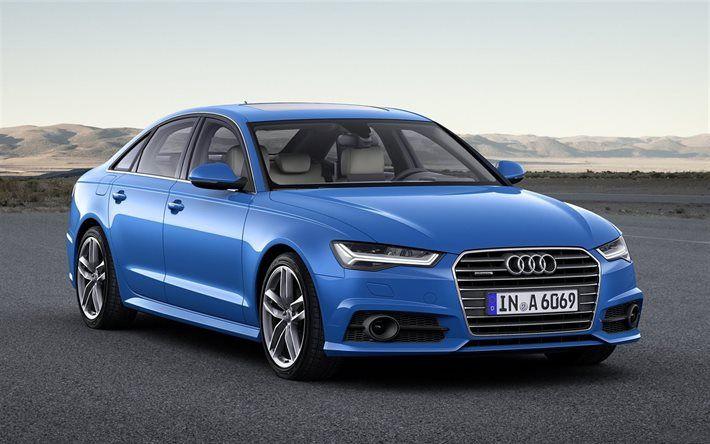 Sedans Audi A Quattro Hainan Blue Novelty Road Blue - Audi car 2017