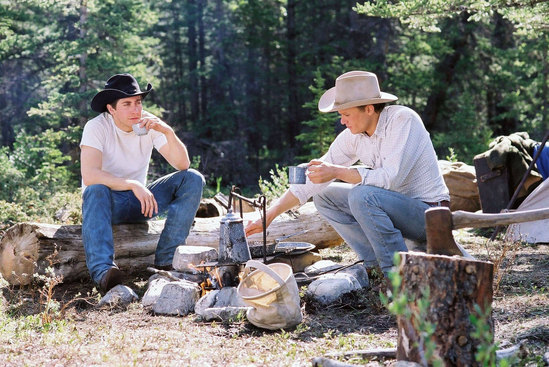 Image result for brokeback mountain stills