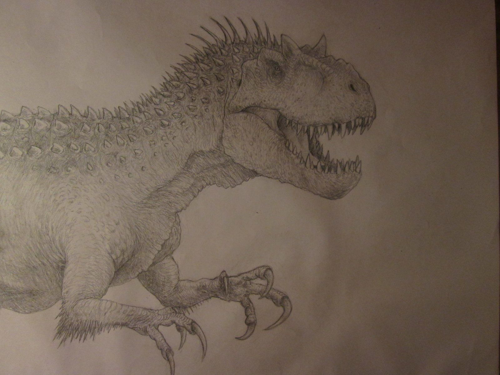 indominus rex Google Search Dinosaur illustration
