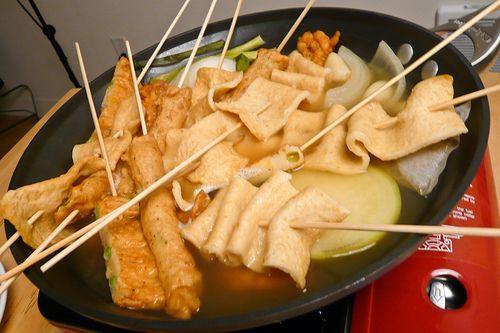 Odeng Especially That Soup Omg Makanan Jalanan Makanan Enak Resep Masakan Korea