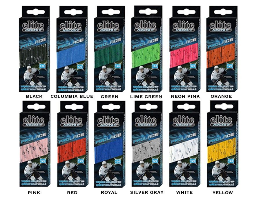 Elite Waxed Laces Discount Hockey Hockey Skate Store Roller
