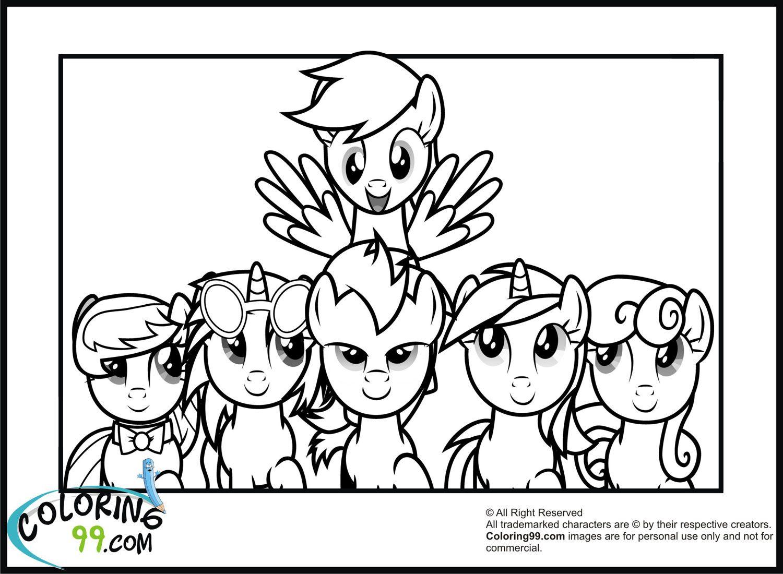 Ausmalbilder My Little Pony Nightmare Moon : Derpy Hooves And Friends Crafts Pinterest