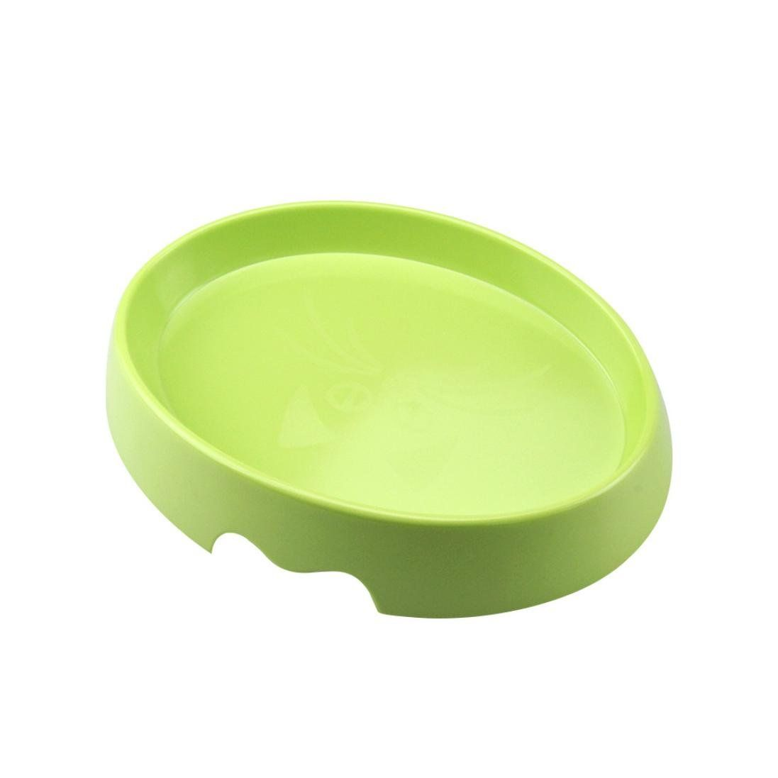 Celendi Pet Supplies Cat Puppy Plastic Bowl Food Water Drinking Bowl Details Can Be Found By Clicking On The I Cat Pet Supplies Plastic Bowls Dog Food Bowls