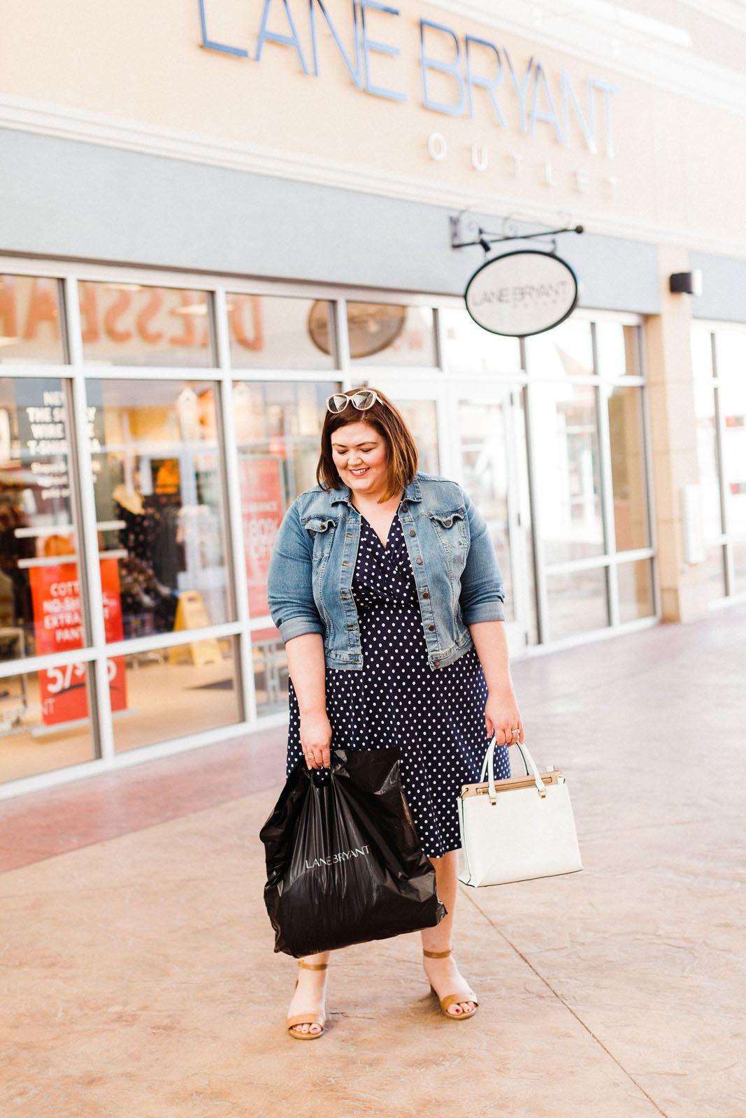 Designer Outlet Shopping near Louisville Plus size