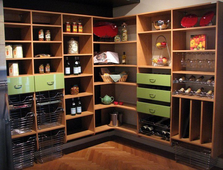 California Closets Dfw Pantry Amp Kitchen Ideas