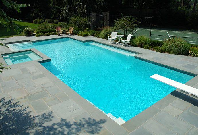 Swimming Pools Gallery Modern Elegance Shoreline Pools