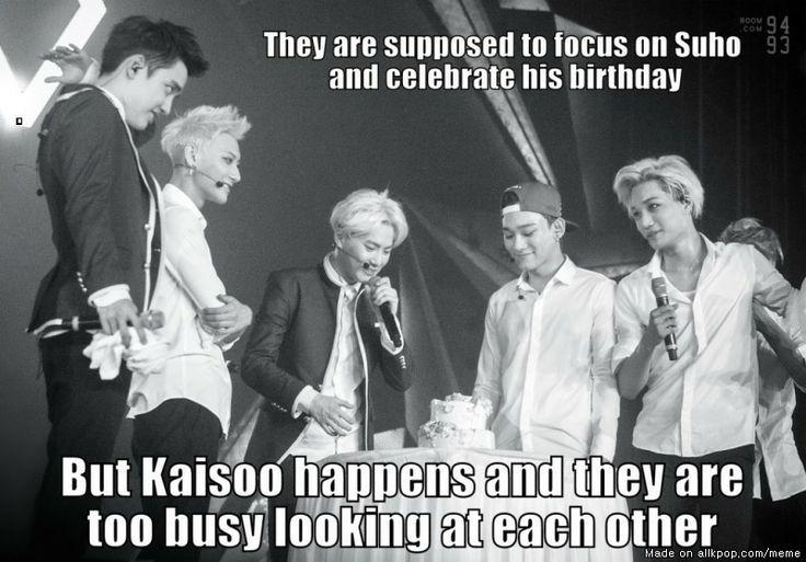 KaiSoo ...KaiSoo everywhere !! Oo
