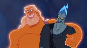 Zeus Hades Hercules 1997 Good Animated Movies Cool